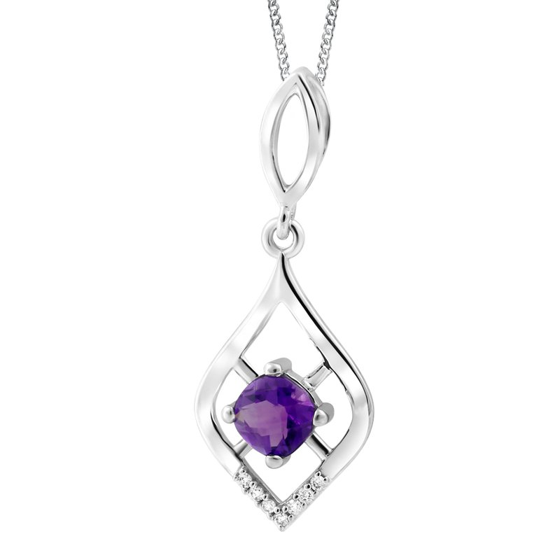Forever Ice Forever Ice™ Amethyst Necklace