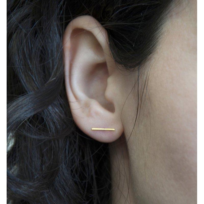 Pilar Agueci Lisbon Stud Earrings