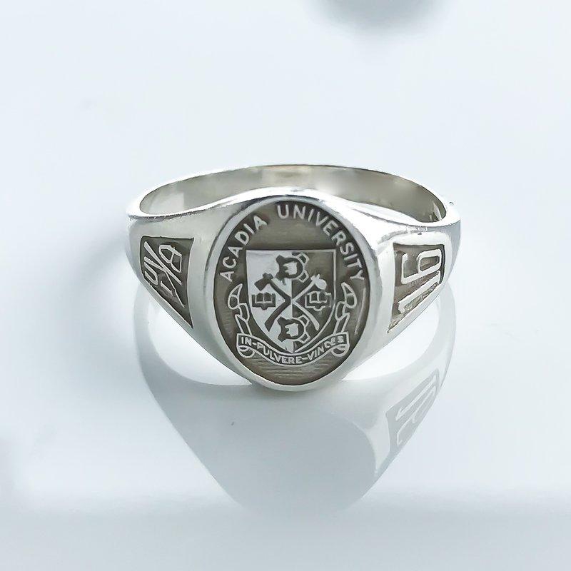 Acadia Jewellery Acadia Crest (Extra Small)
