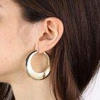 Etrusca Gioielli Mirage Hoop Earrings