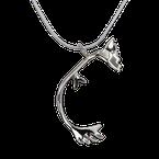 """Sapling & Flint Caribou Antler Necklace (20"""")"""