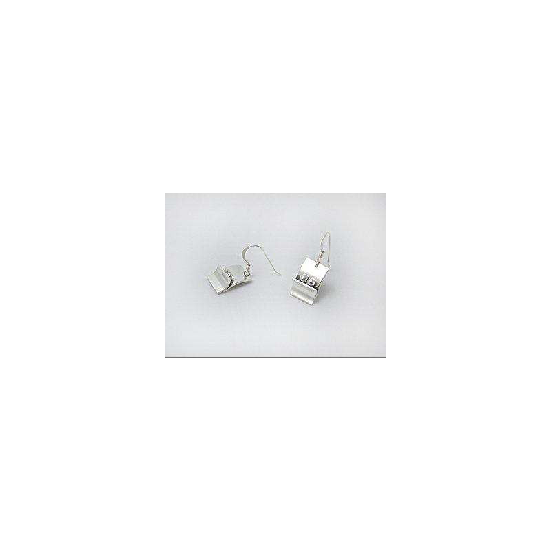 Constantine Designs Friends Drop Earrings
