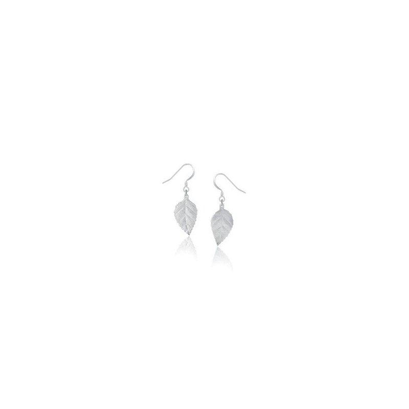 Amos Pewter Birch Earrings