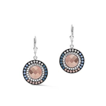 Swarovski® Crystal Amulet Earrings