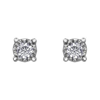 Illuminaire Diamond Studs
