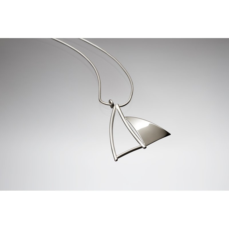 Constantine Designs Sail Necklace (Large)