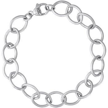 Open Curb Link Classic Bracelet