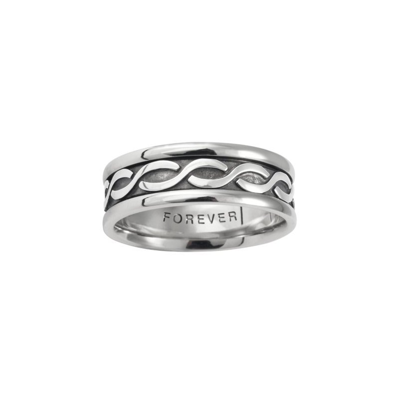Cadman Manufacturing Co. Celtic 'Serpent' Wedding Band