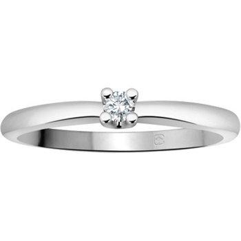 Canadian Diamond Promise Ring