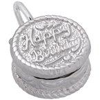 Rembrandt Charms Happy Birthday Cake Charm