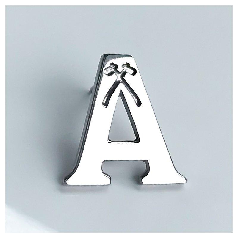 Acadia Jewellery Acadia A Lapel Pin (Large)
