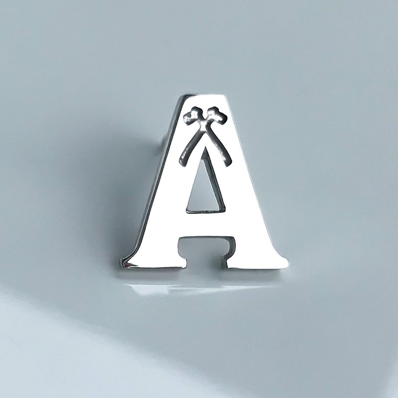 Acadia Jewellery Acadia A Lapel Pin (Small)