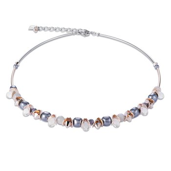 Swarovski® Crystal & Pearl Necklace