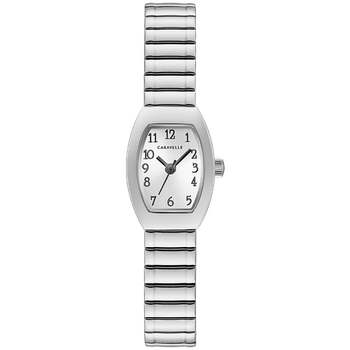Traditional Expandable Strap Watch