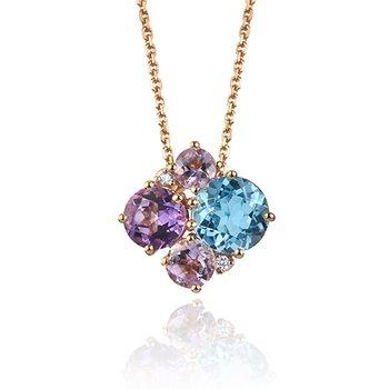 Garden of Gems Necklace