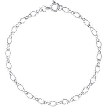 Figure Eight Link Classic Bracelet
