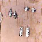 Sapling & Flint KARHÁ:KON - Tree Stud Earring Set