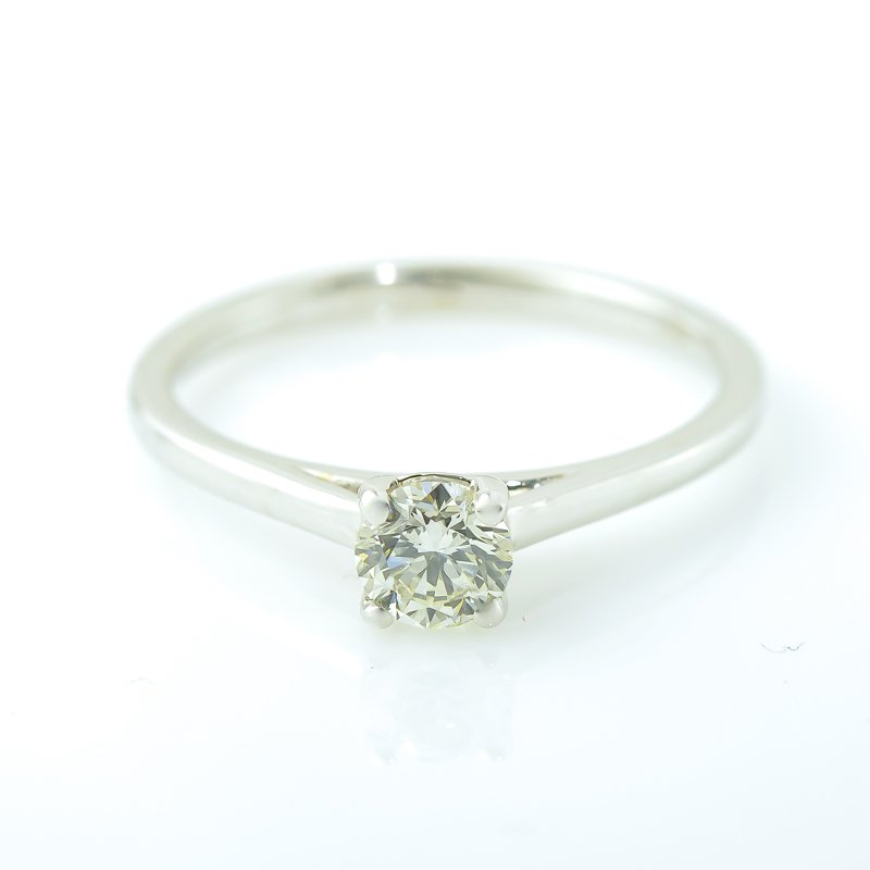 HJ Diamond Collection 0.40CT Solitaire Engagement Ring