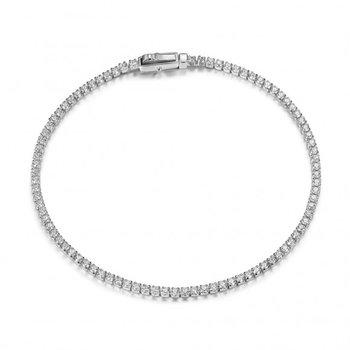 Sterling Silver Tennis Bracelet