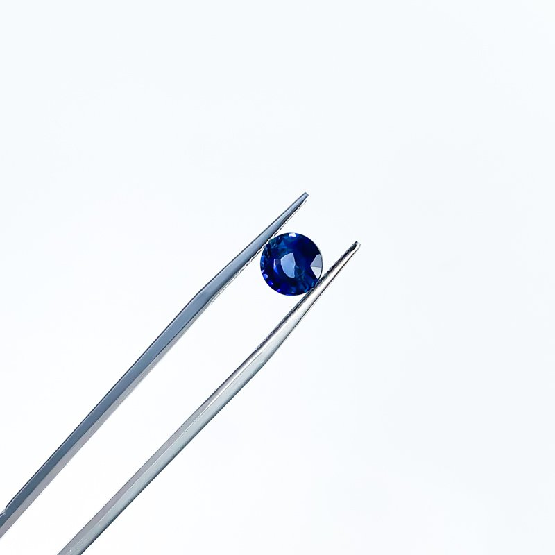HJ Gemstone Collection 1.32CT Loose Blue Sapphire Gemstone