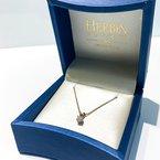 HJ Diamond Collection Rose Gold Diamond Necklace