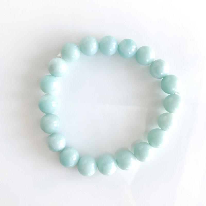 925 Solutions Amazonite Stretch Bracelet