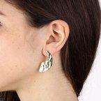 Etrusca Gioielli Half Moon Earrings