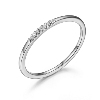 Dainty Sterling Silver Ring
