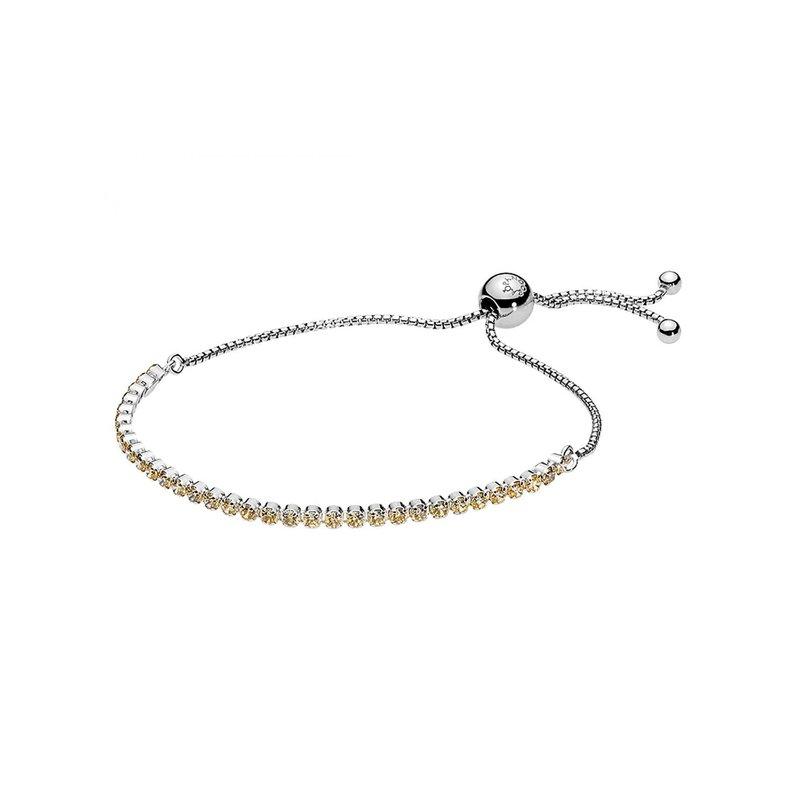 PANDORA Sparkling Strand Bracelet