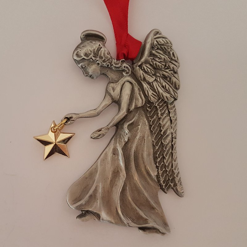 Pommier Jewellers 2016 Christmas Angel