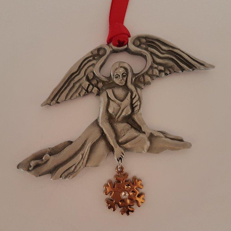 Pommier Jewellers 2011 Christmas Angel