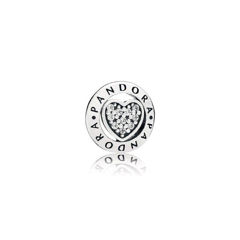 PANDORA Pandora Signature Heart Petite