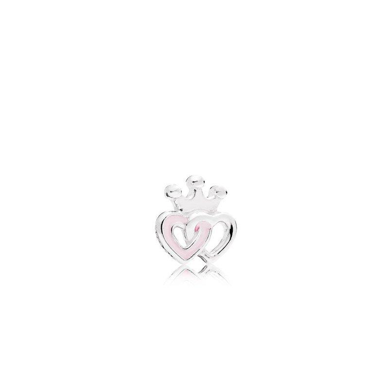 PANDORA Crowned Hearts Petite