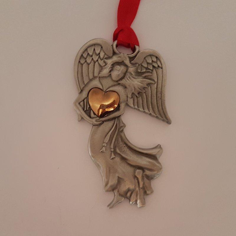 Pommier Jewellers 2012 Christmas Angel