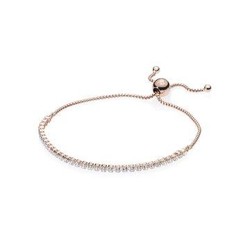 Sparlking Strand Bracelet