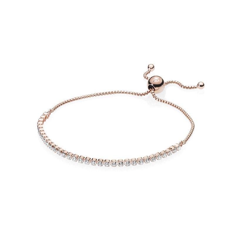 PANDORA Sparlking Strand Bracelet