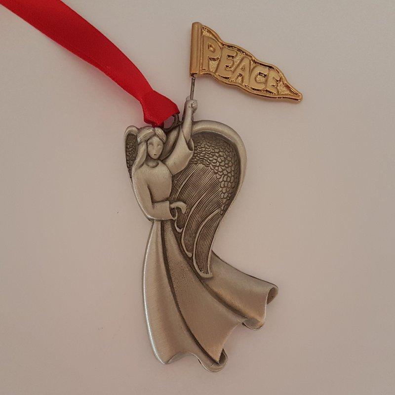 Pommier Jewellers 2007 Christmas Angel