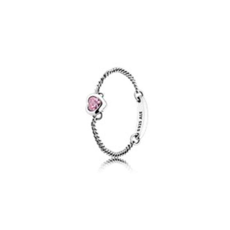 PANDORA Spirited Heart, Pink