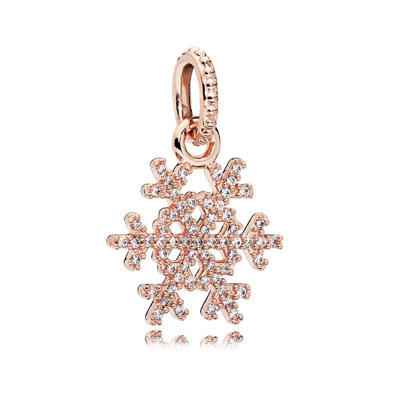 PANDORA Sparkling Snowflake