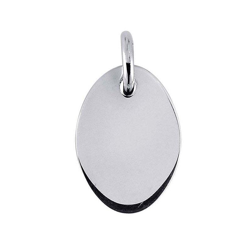 Medium Oval Charm