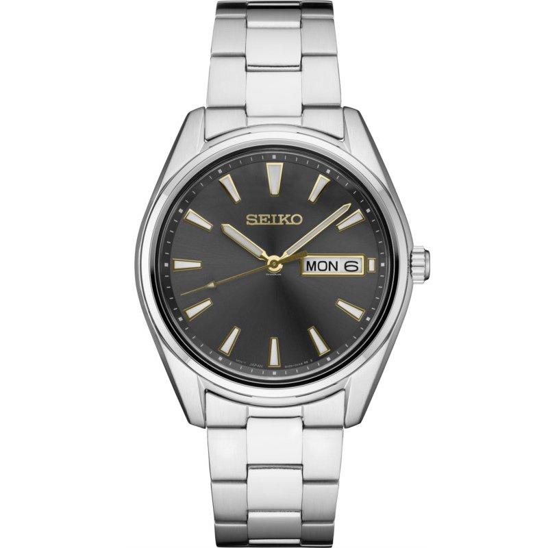 White Stainless Steel Quartz Watch