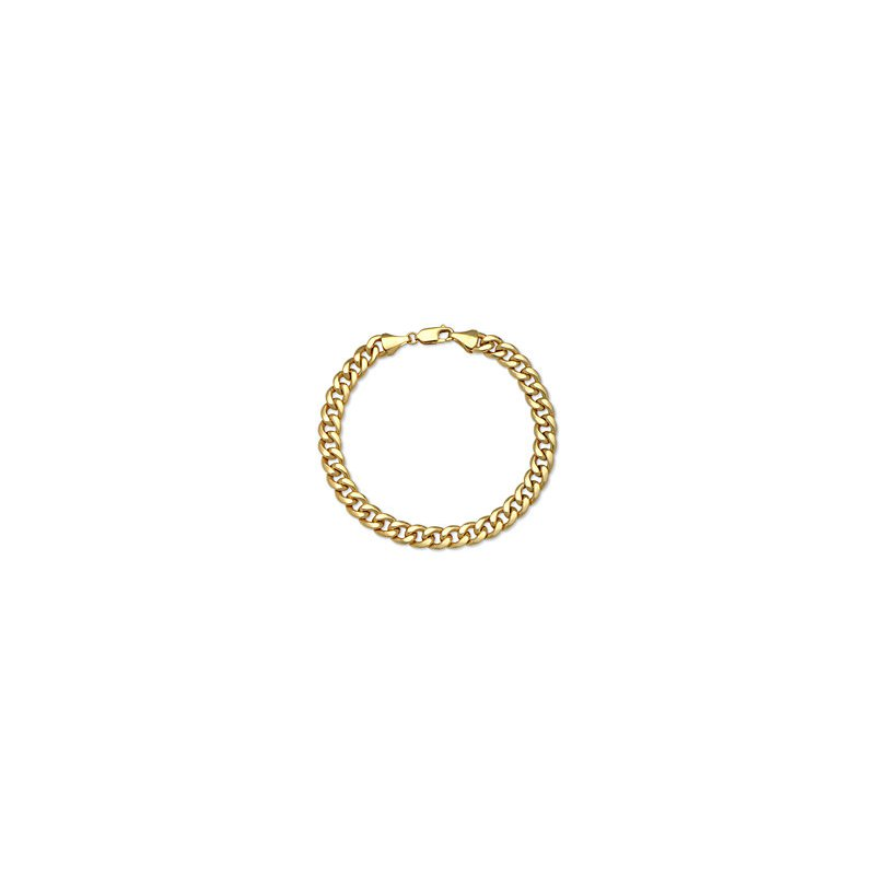 Men's Fashion Long Miami Cuban Link Bracelet