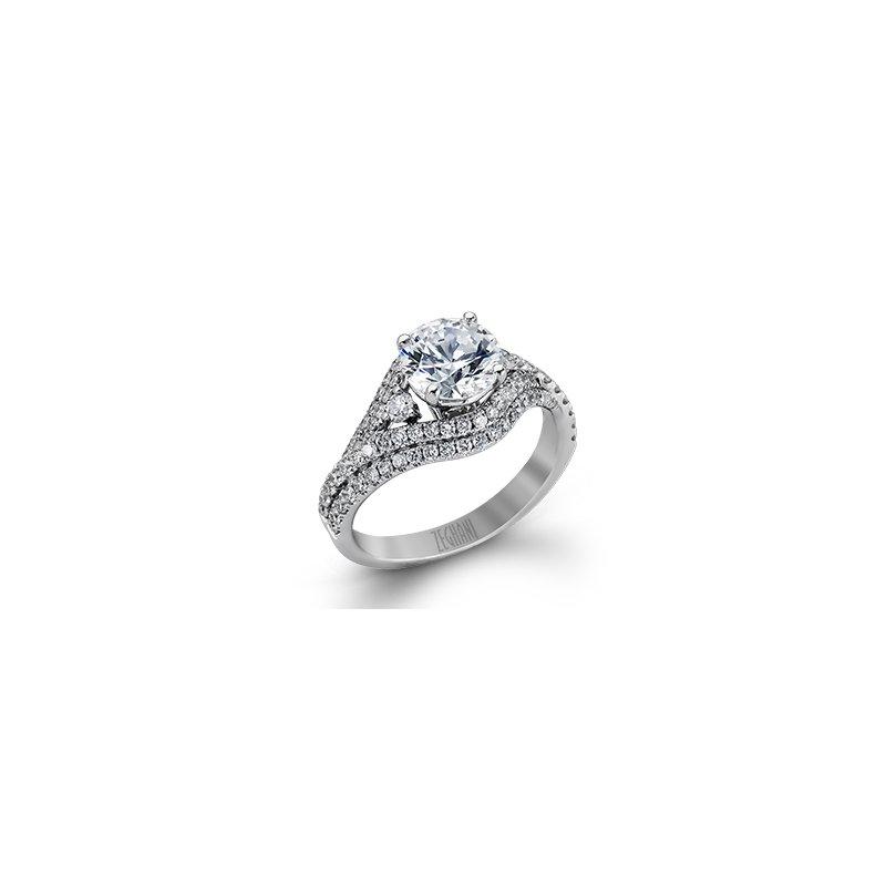14 Karat Diamond Ring and Band