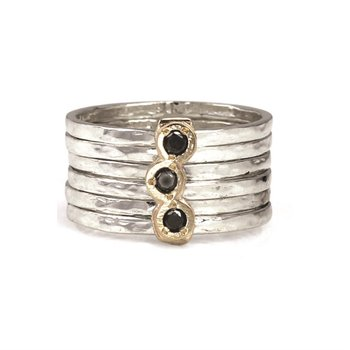 """Alluere"" Spinning Meditation Ring"