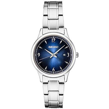 Ladies Stainless Steel Seiko Quartz Watch