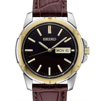 Seiko Stainless Steel Automatic Watch