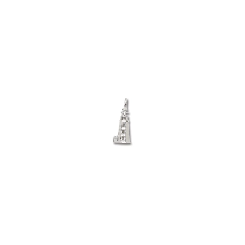 Sterling Silver Lighthouse Charm