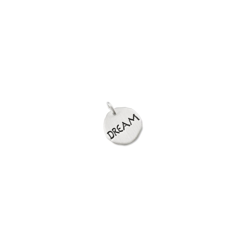 Sterling Silver Dream Charm