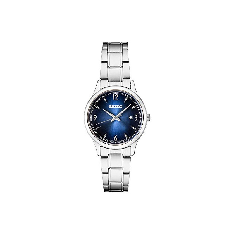 Ladies Stainless Steel Seiko Quartz Watch