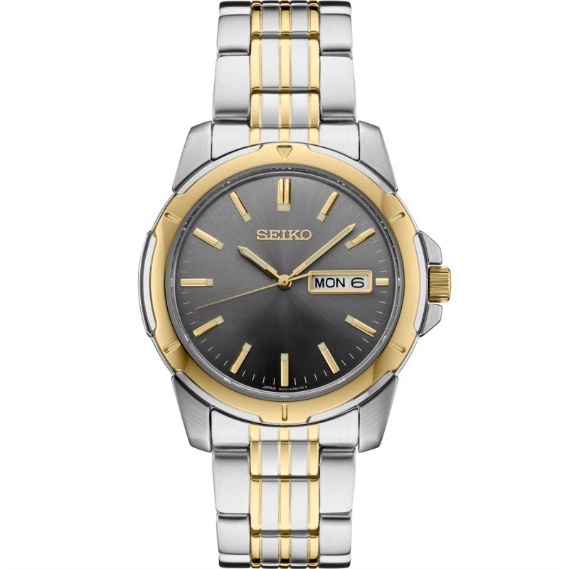 Seiko Two Tone Automatic Watch